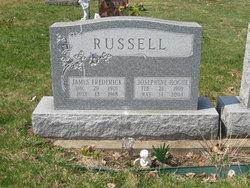 Josephine Olive <i>Hogue</i> Russell
