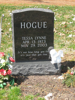 Tessa Lynn Hogue