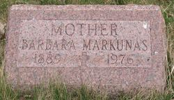 Barbara Markunas