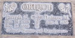 Joseph C Orique