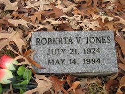 Roberta V. Jones