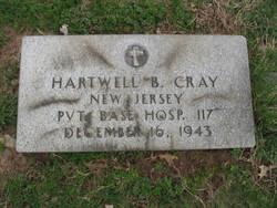 Hartwell B Cray