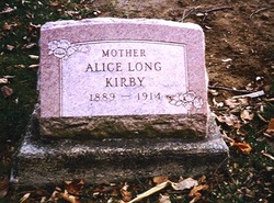 Alice <i>Long</i> Kirby