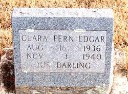 Clara Fern Edgar