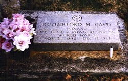 Rutherford Davis