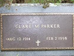 Clare M. <i>Stanish</i> Parker