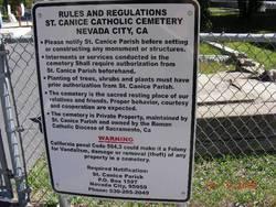 Saint Canice Cemetery