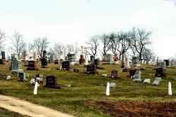 Buckhorn Waterford Cemetery