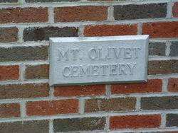 Old Olivesburg Cemetery