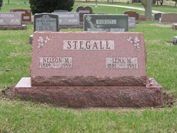 Nelson M. Stegall
