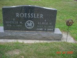 Elmer W. Roessler