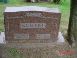 Oscar C. Scheel