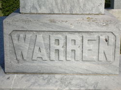 Mary <i>Bowlsby</i> Warren
