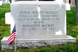 Bernadette <i>Murphy</i> Muckley