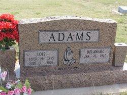 Esther Lois <i>Watson</i> Adams