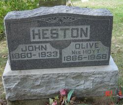John Collet Heston