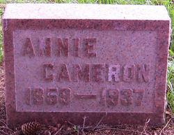 Annie <i>Morrison</i> Cameron