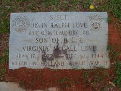 John Ralph Love