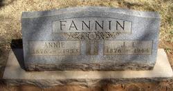Melinda Ann Annie <i>Bays</i> Fannin