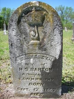 Elizabeth Betty <i>Murphy</i> Barton