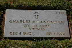 Charles Alvin Lancaster