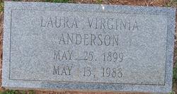 Laura Virginia Anderson