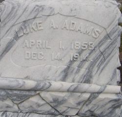 Luke A Adams