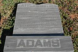 Ida E. Adams