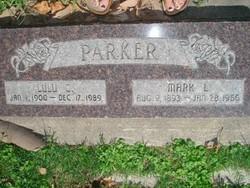 Mark Leonard Parker