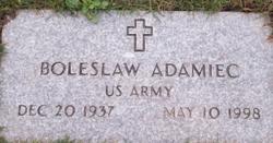 Pvt Boleslaw Adamiec