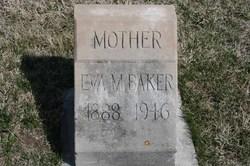 Eva May <i>Harris</i> Baker