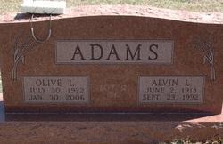 Olive L. Adams