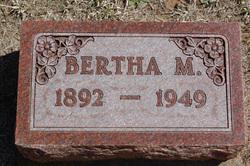 Bertha May <i>Connelly</i> Adams