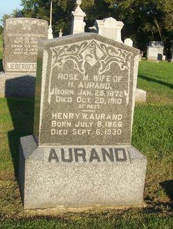 Rose M. Aurand