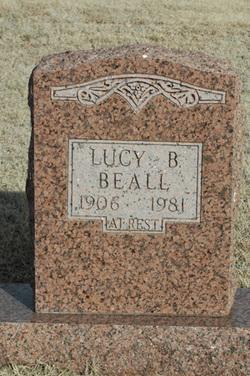 Lucy Belle <i>Pierce</i> Beall