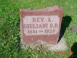 Rev August Giuliani
