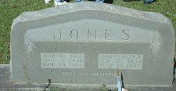 Martha Ann <i>Hammond</i> Jones
