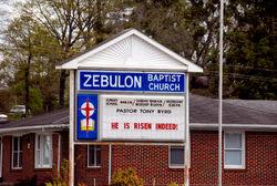 Zebulon Cemetery