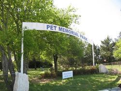 Pet Memorial Cemetery