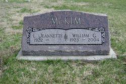 William Gerald McKim