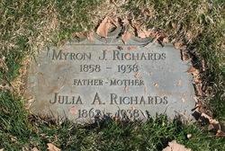 Myron John Richards