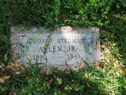 Cooper Stedman Allen, Jr