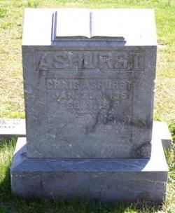 Craig Ashurst
