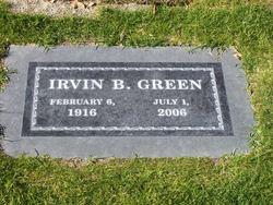 Irvin B. Green