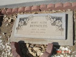 Mary Alda <i>Snell</i> Reynolds
