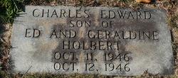 Charles Edward Holbert