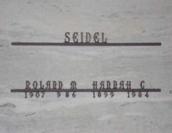 Roland Martin Seidel
