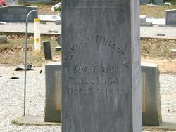 Rebecca Mullinax <i>Wofford</i> Foster