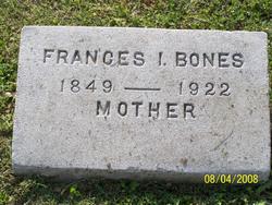 Frances I Bones