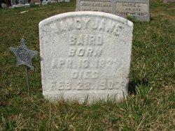 Nancy Jane Baird